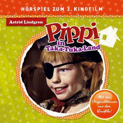 Pippi Langstrumpf - CDs. Original Hörspiel zum neuen Kinofilm / Pippi Langstrumpf - CD / Pippi im Taka-Tuka-Land