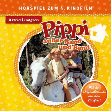 Pippi Langstrumpf - CDs. Original Hörspiel zum neuen Kinofilm / Pippi Langstrumpf - CD / Pippi außer Rand und Band