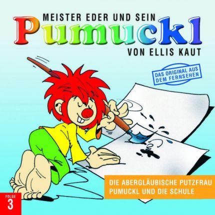 03:Die Abergläubische Putzfrau/Pumuckl Und Die Sch