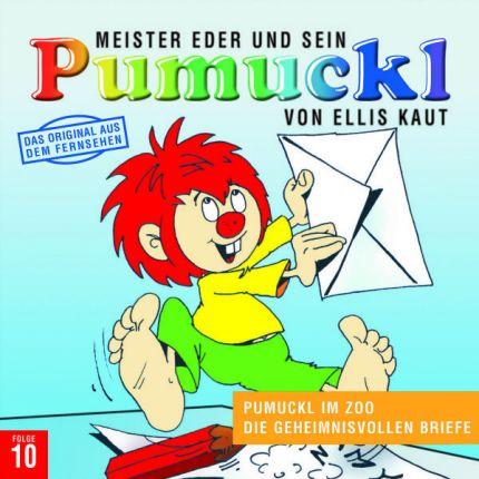 10:Pumuckl Im Zoo/Die Geheimnisvollen Briefe