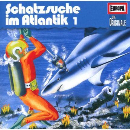 054/Schatzsuche im Atlantik Die Originale