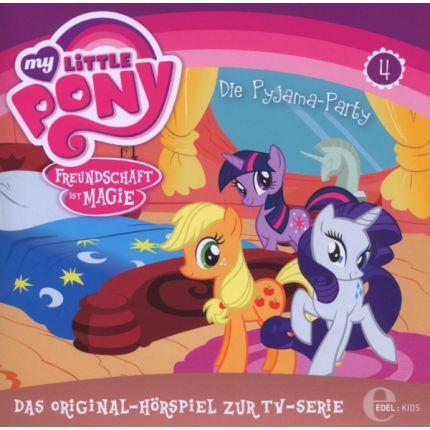 (4)HSP z.TV-Serie-Die Pyjama Party/Drachenscheu