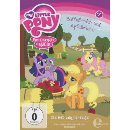 (7)DVD z.TV-Serie-Büffelherden Und Apfelbäume
