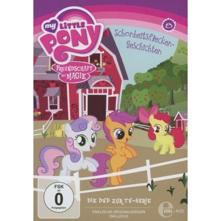 (8)DVD z.TV-Serie-Schönheitsfleckengeschichten