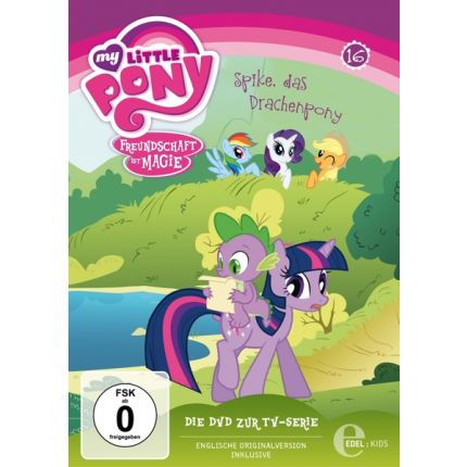 (16)DVD z.TV-Serie-Spike/Das Drachenpony
