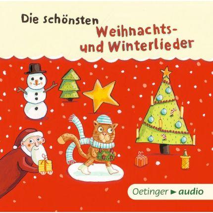 Die schönsten Weihnachts- und Winterlieder (CD)