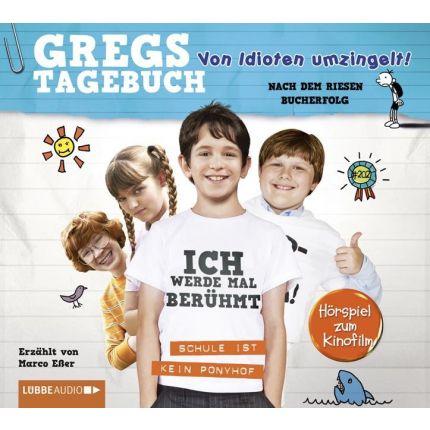 Gregs Film-Tagebuch - Von Idioten umzingelt!