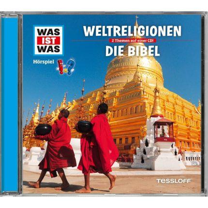 WAS IST WAS Hörspiel-CD: Weltreligionen/ Die Bibel