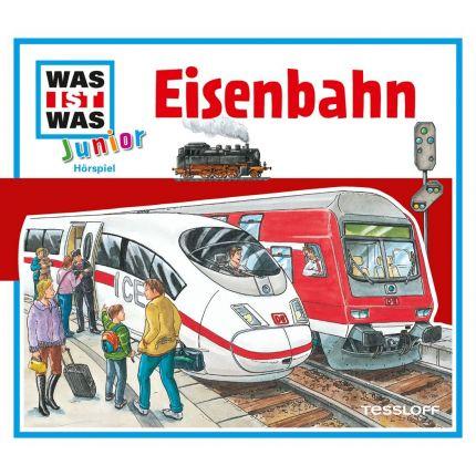 WAS IST WAS Junior Hörspiel-CD: Eisenbahn