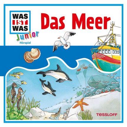 WAS IST WAS Junior Hörspiel-CD: Das Meer