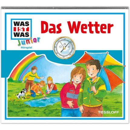 WAS IST WAS Junior Hörspiel-CD: Das Wetter