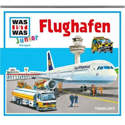 WAS IST WAS Junior Hörspiel-CD: Flughafen