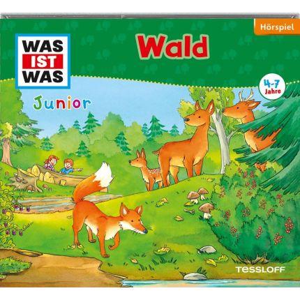 WAS IST WAS Junior Hörspiel-CD: Wald