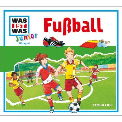 WAS IST WAS Junior Hörspiel-CD: Fußball
