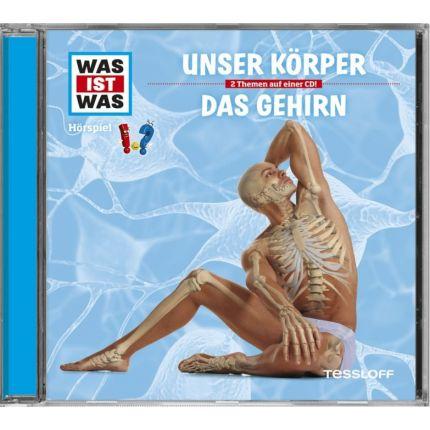 WAS IST WAS Hörspiel-CD: Unser Körper/ Das Gehirn