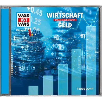 WAS IST WAS Hörspiel-CD: Wirtschaft/ Geld
