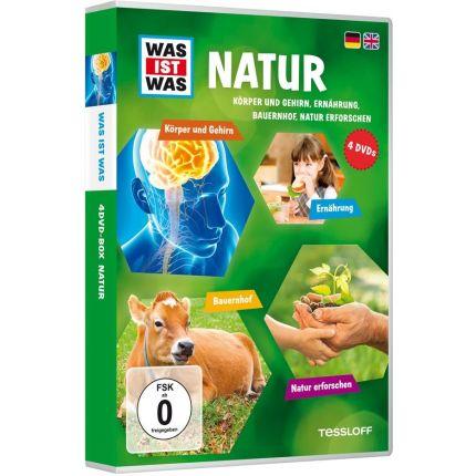 WAS IST WAS DVD-Box Natur (2)