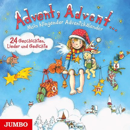 Advent, Advent... Mein klingender Adventskalender