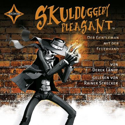 Skulduggery Pleasant - Folge 1