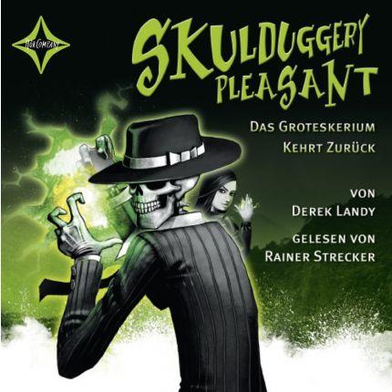 Skulduggery Pleasant - Folge 2
