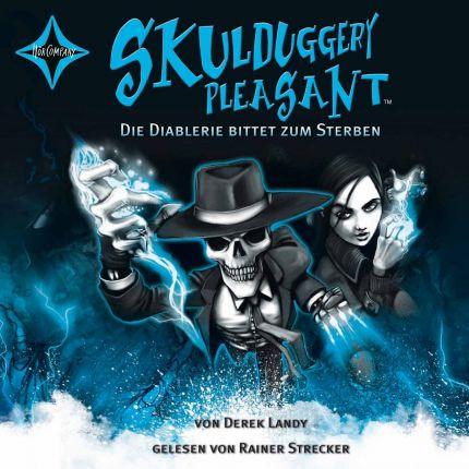 Skulduggery Pleasant - Folge 3