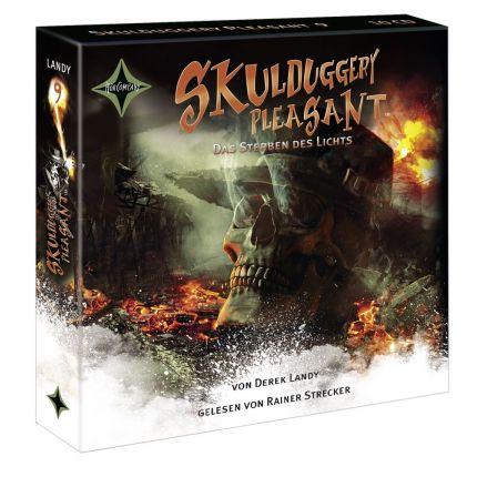 Skulduggery Pleasant - Folge 9