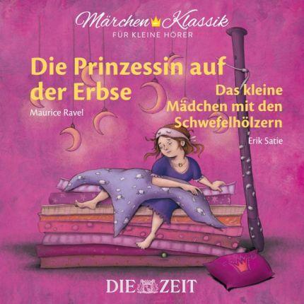 Die Prinzessin auf der Erbse und Das kleine Mädchen mit den Schwefelhölzern - Die ZEIT-Edition