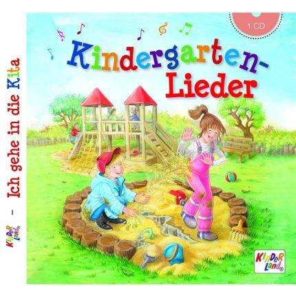 Kindergarten-Lieder - CD