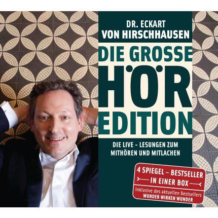 Dr. Eckart von Hirschhausen - Die große Hör-Edition