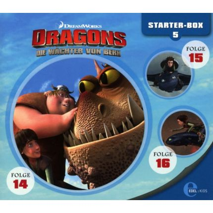 Dragons 5. Starter-Box (14/15/16)