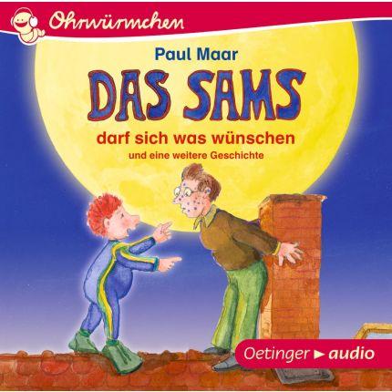 Das Sams darf sich was wünschen und eine weitere Geschichte (CD)