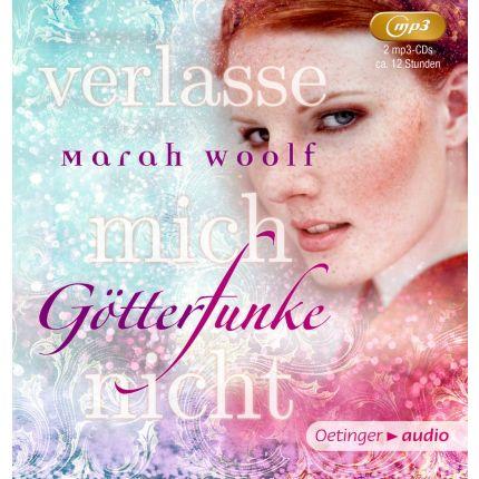 GötterFunke - Verlasse mich nicht! (2 mp3-CD)