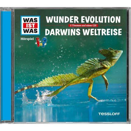 WAS IST WAS Hörspiel-CD: Wunder Evolution/ Darwins Weltreise