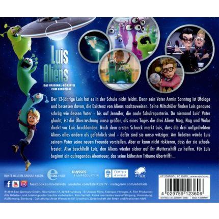 Luis und die Aliens - Das Original-Hörspiel zum Kinofilm