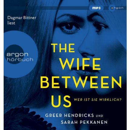 The Wife Between Us - Hörbestseller (Neu auf MP3)