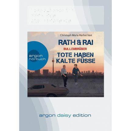 Bullenbrüder (DAISY Edition)