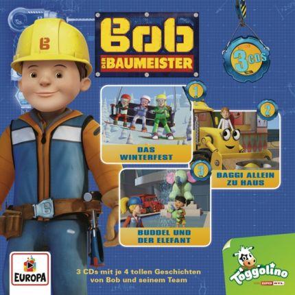 Bob der Baumeister 03/3er Box (Folgen 07-09)