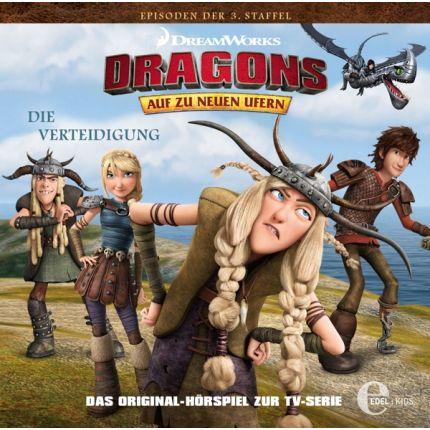 Dragons - Auf zu neuen Ufern (30) - Die Verteidigung