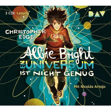 Albie Bright. Ein Universum ist nicht genug.