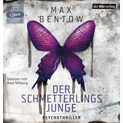 Der Schmetterlingsjunge - Ein Fall für Nils Trojan