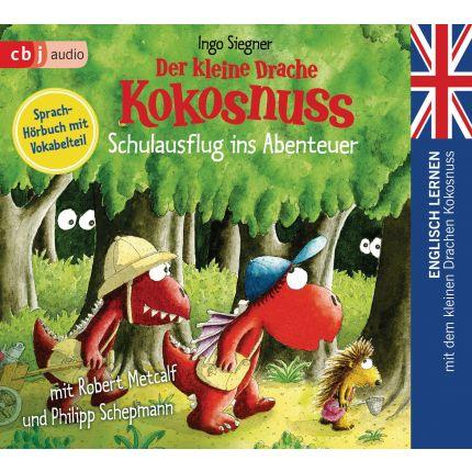 Der kleine Drache Kokosnuss – Schulausflug ins Abenteuer