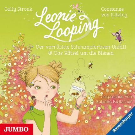 Leonie Looping. Der verrückte Schrumpferbsen-Unfall [3] / Das Rätsel um die Bienen [4]