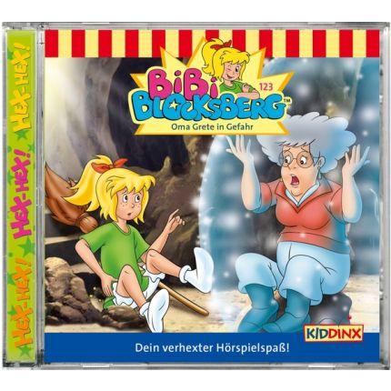 Bibi Blocksberg - Folge 123:  Oma Grete in Gefahr
