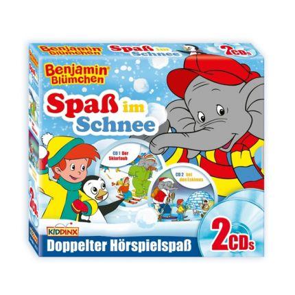 Benjamin Blümchen - Spaß im Schnee!