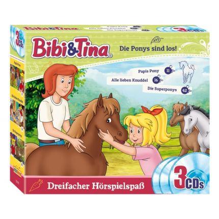 Bibi & Tina - Die Ponys sind los