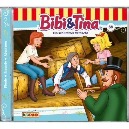 Bibi und Tina Folge 88: Ein schlimmer Verdacht