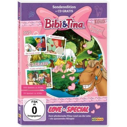 Bibi und Tina / Love-Special (DVD,CD)