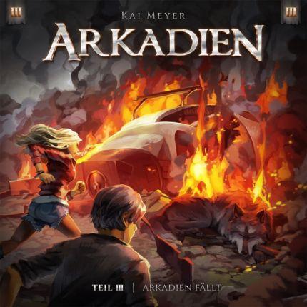 Arkadien 3 - Arkadien fällt