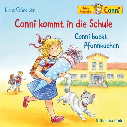 Meine Freundin Conni/ Conni kommt in die Schule / Conni backt Pfannkuchen