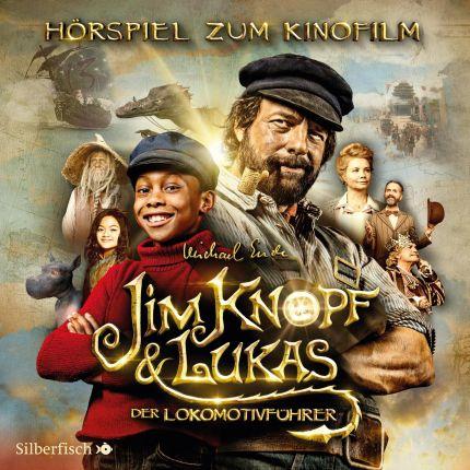 Jim Knopf und Lukas der Lokomotivführer - Das Filmhörspiel